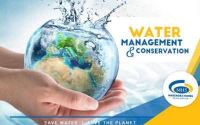 Water Management & Conservation