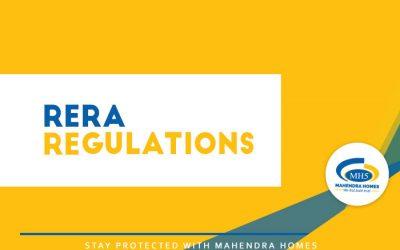RERA Regulations