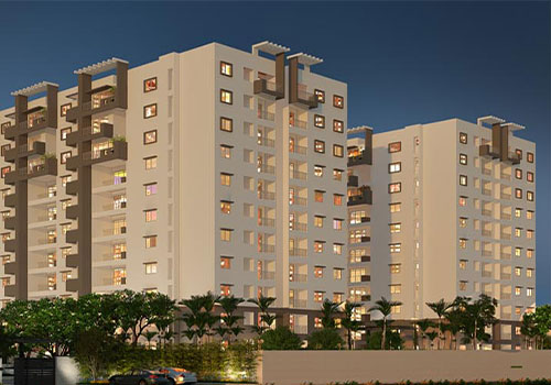 Mahendra Aarna Flats in Electronic City