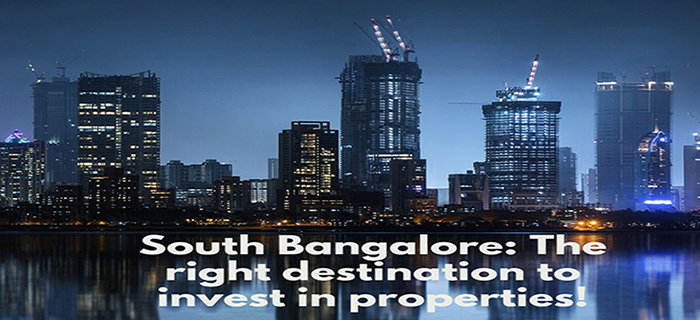 Why South Bangalore is the real estate destination?