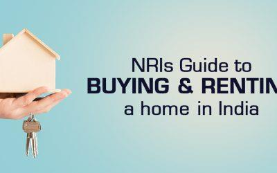 How do I buy a flat (or) house in Bangalore as an NRI?