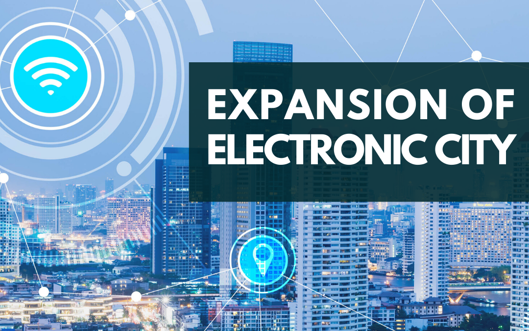 Expansion of Electronic City