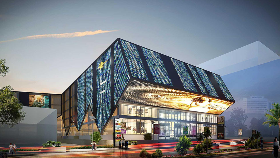 First Integrated Mall In Electronic City