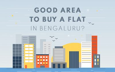 Which is a good area to buy a flat in Bangalore?