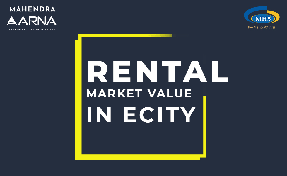 Rental Market Value in Electronic City