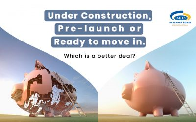 Under-Construction or Pre-Launch or Ready to Move: which one is the better deal?
