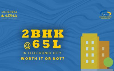 2BHK in Electronic City @ 65L – Worth it or not?