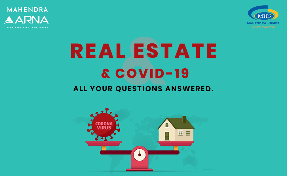 Real Estate & COVID-19. All Your Questions Answered.