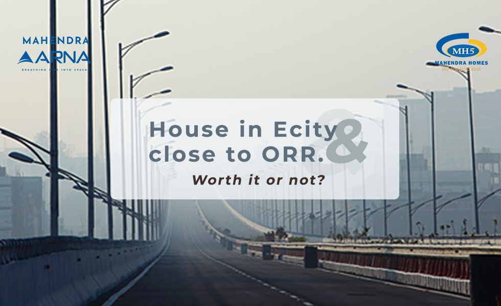 Office in ORR & Apartment in E-City – Worth it or not?