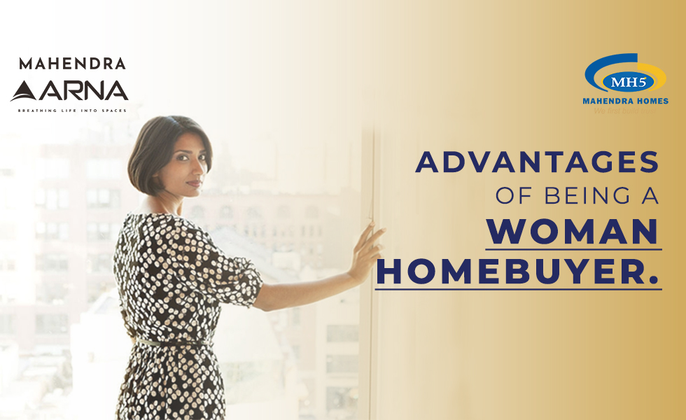 Advantages of Being a Women Home Buyer in India