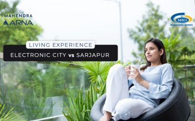 Living Experience – Electronic City Vs Sarjapur Road