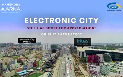 Electronic City – Still Has Scope For Appreciation Or Is It Saturated?