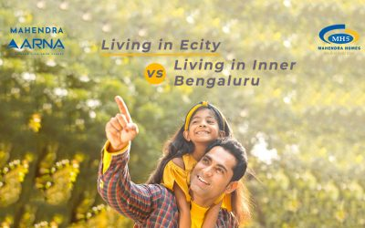 How is Life at Electronic City Bangalore as Compared to Living in Inner Bangalore