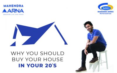 Why You Should Buy Your House in Your 20's