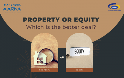 """Which is the better deal """"Property"""" vs """"Equity"""" For Investment?"""